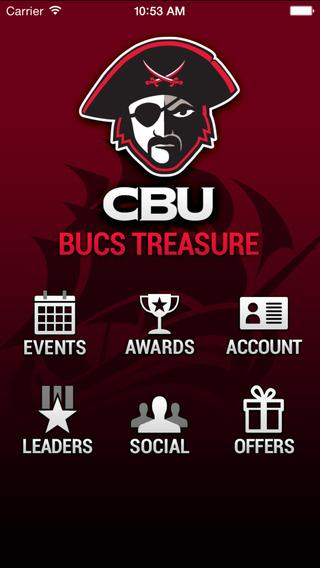 CBU Bucs Treasure
