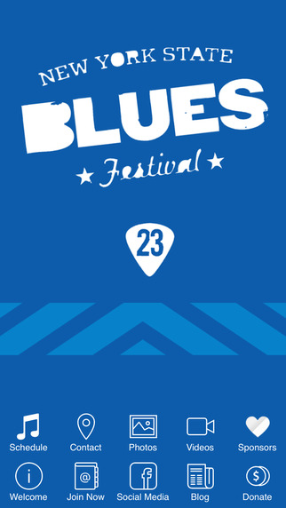 NYS Blues Festival