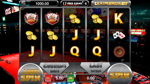 Casino Spanish Slots - FREE Slot Game Spin for Win