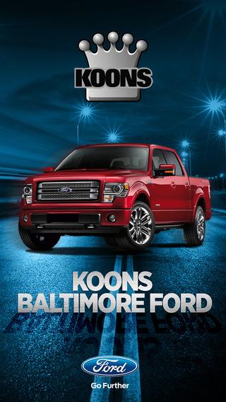 Koons Baltimore Ford