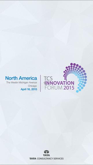 TCS Innovation Forum 2015 – Chicago