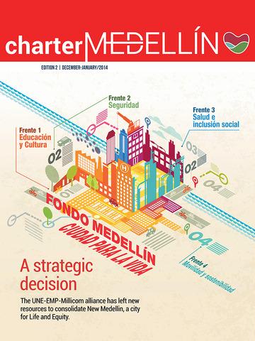 Charter Medellín