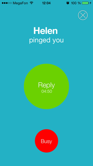 Ping Messenger