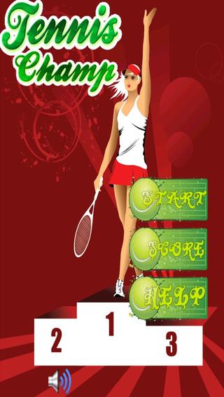 Tennis Champ - Wimbledon Edition
