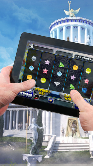 Water Temple Casino Slots - FREE Gambling World Series Tournament