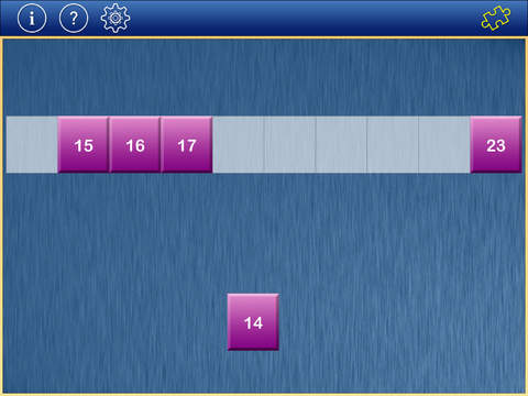 Line 'em Up iPad Screenshot 3