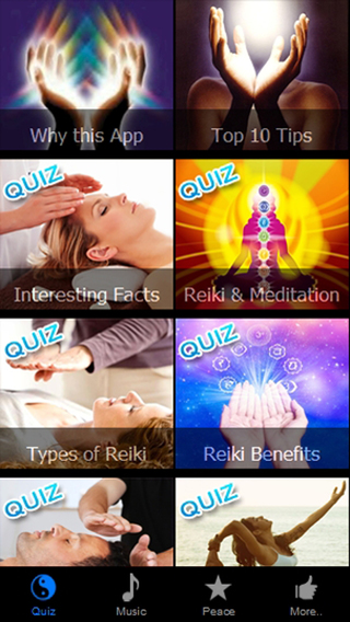 Reiki Healing Quiz - Comprehensive Aromatherapy Made Easy for Beginners