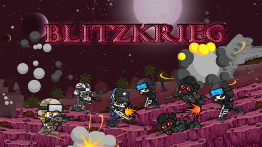 Blitzkrieg – Warfare Soldiers Game in a World of Battle