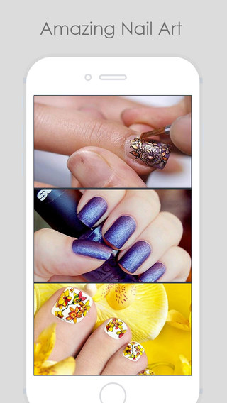 Amazing Nail Art Design Ideas