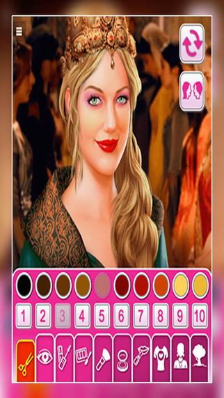 Beauty Make Up Game