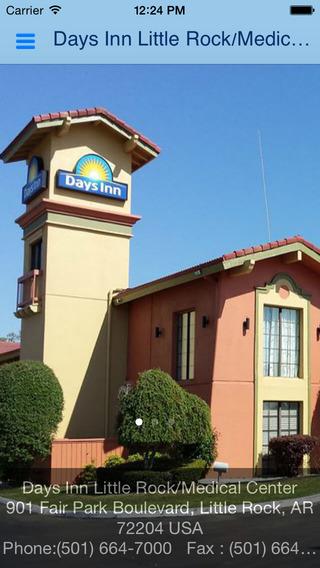 Days Inn Little Rock Medical Center