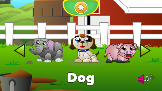 Play Learn with Adorable Animals