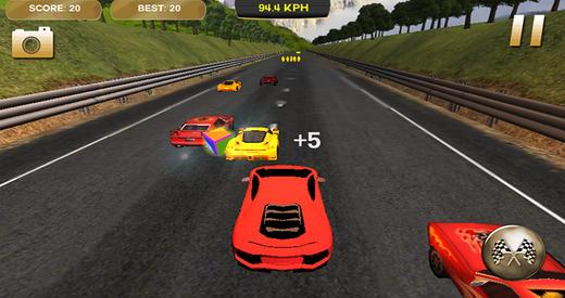SuperFun Car Racing