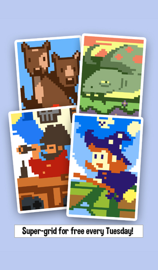 Hungry Cat Picross (ios)