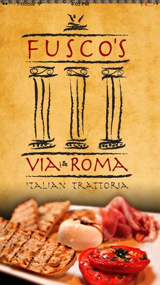 Fusco's Via Roma