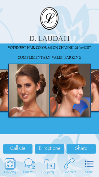 D. Laudati Salon and Boutique
