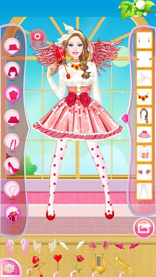 Mafa Cupid Dress Up
