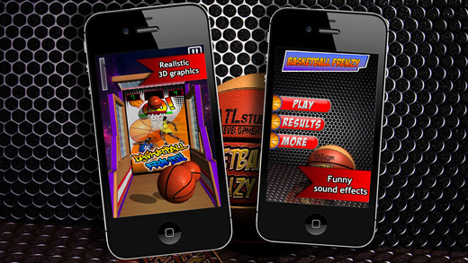 BasketBall Frenzy - 3D