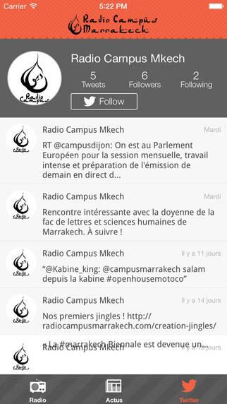 Radio Campus Marrakech