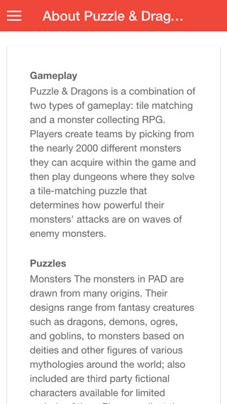 Optimizer for Puzzle and Dragons