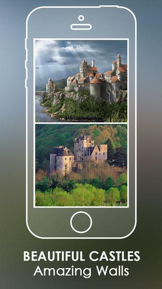 Beautiful Castles in Worlds
