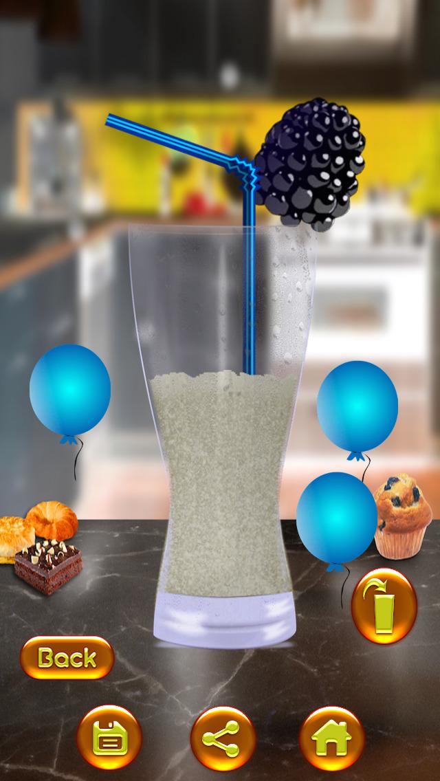 Delicious Smoothie Shake Maker Pro screenshot 5