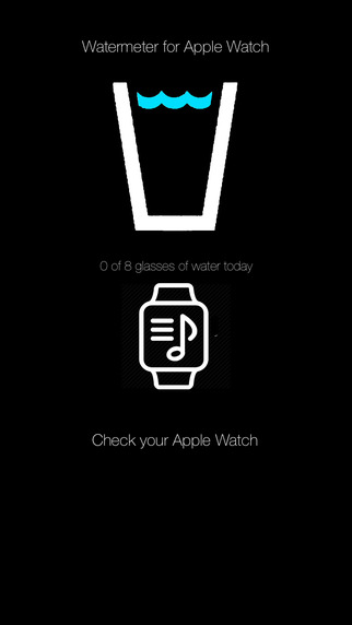 Water for Apple Watch