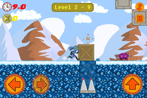 Ninja Ball Dash screenshot 3