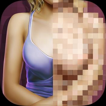 OMG Nudity Poster Creator LOGO-APP點子