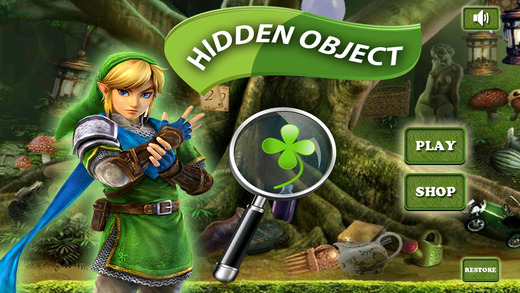 Epic Hidden Objects
