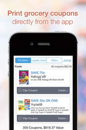 Couponcabin iphone app
