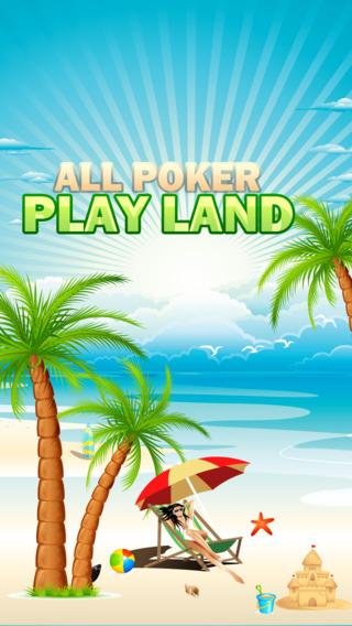 All Poker Playland Pro
