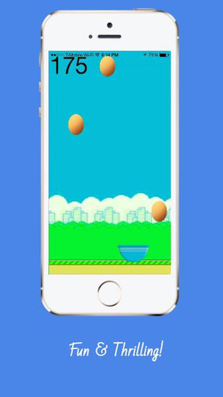 Eggfall - A Free family and kids game