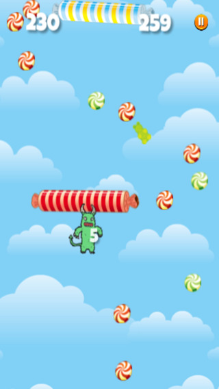 Candy Monster Jump: Crazy Fun Sweet Edition - FREE