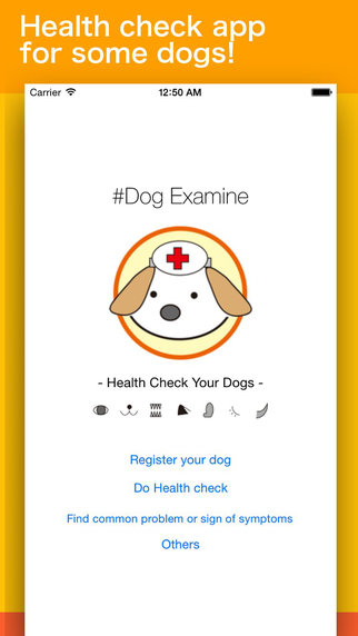 Dog Examine -Health check for some dog owner