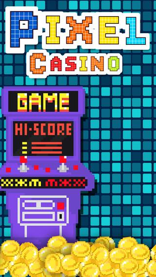 Pixel Casino