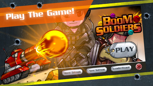 Armor Tank Blast. Defeat the Army of Iron Nations
