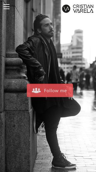 Cristian Varela Official App