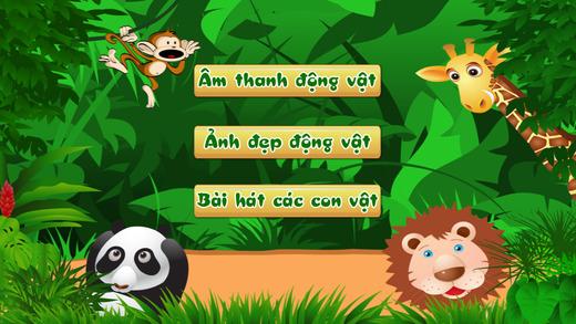 Vườn Thú Cho Bé