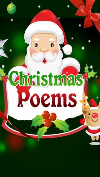 Christmas Poems ***