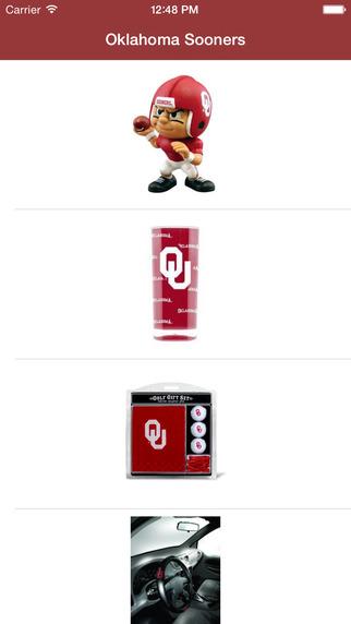 FanGear for Oklahoma Sooners - Shop for Apparel Accessories Memorabilia