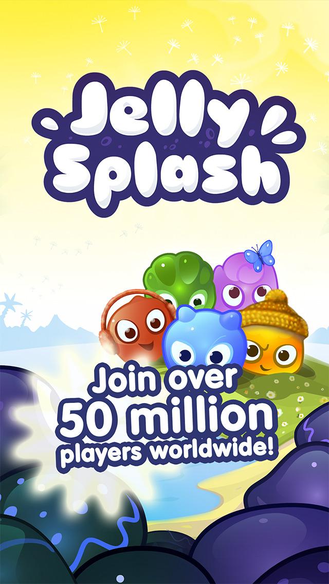 Jelly Splash screenshot 5