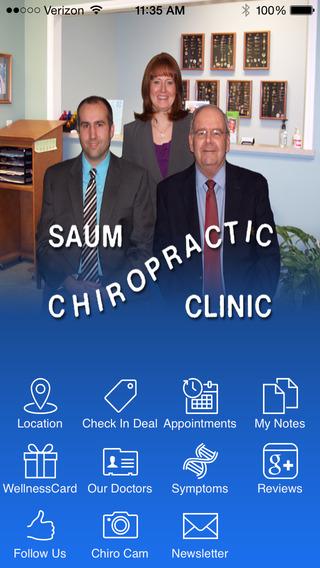 Saum Chiropractic Clinic of Columbus MS