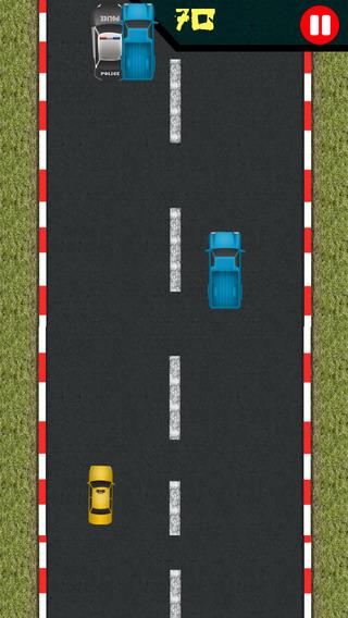 Taxi Drift - Slippery Road