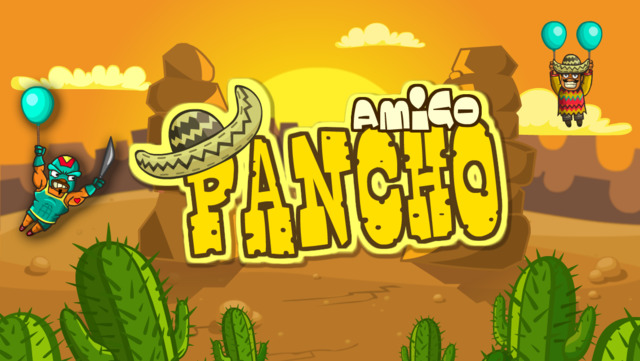 Free again: Amigo Pancho - If you didn't grab the first time, get it now!