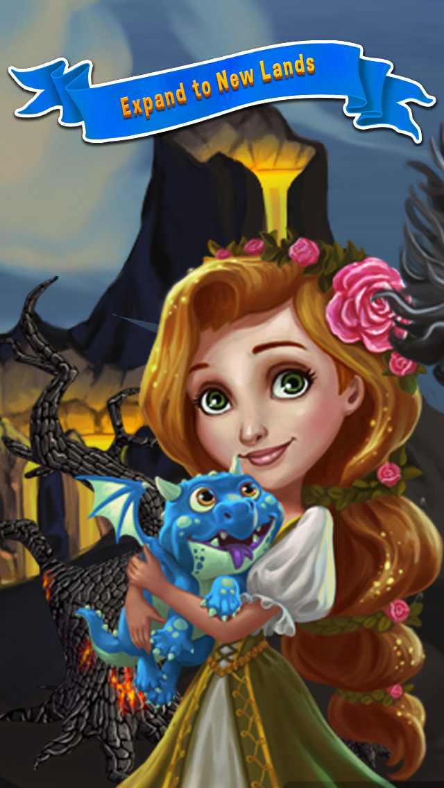 CastleVille Legends screenshot 2
