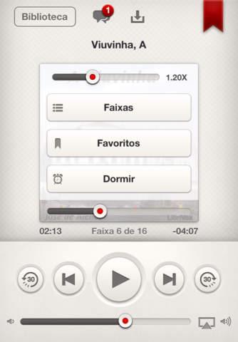 Audiobooks HQ screenshot 4