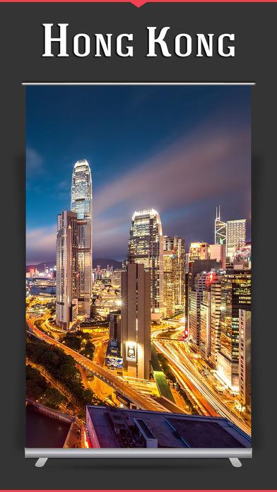 Hong Kong iPhone Screenshot 1