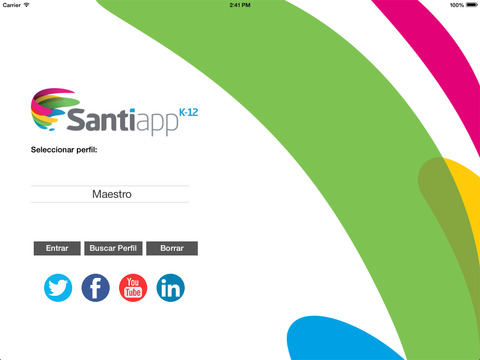 SantiApp K-12