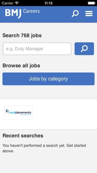 BMJ Careers